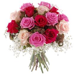 Kolorowe róże